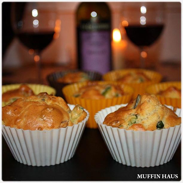muffin vegetariani
