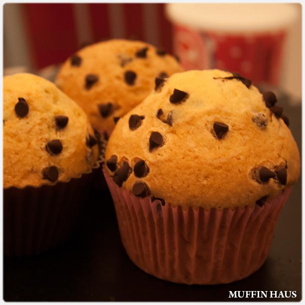muffin gocce di cioccolato 2